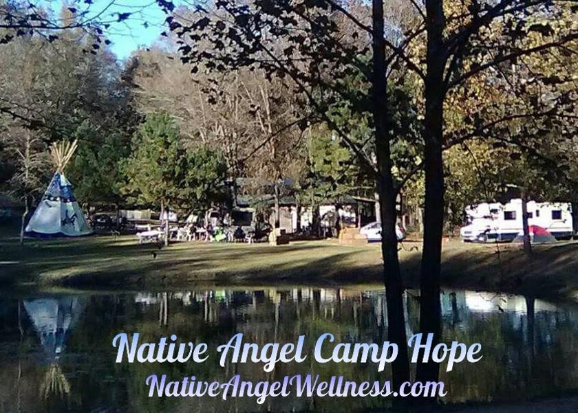 picture of Native Angel Camp Hope